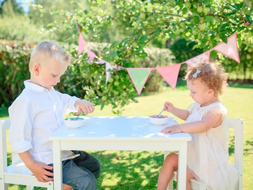 Alvin & Julia | Barnfotografering