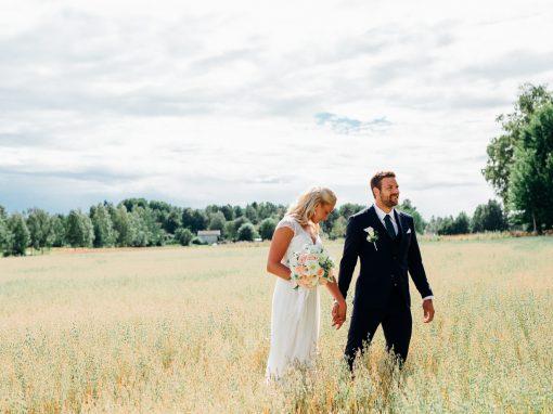 Josefin + Jimmy | Vigsel i Karlstad